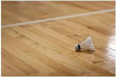 Coatings for sports halls