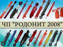 Гидроцилиндр 16ГЦ80/40х500/800-ШШ