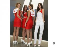 Одежда для промоутера модель 6