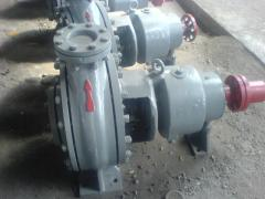 Pumps for food and chemical industry