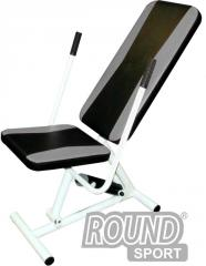 Hydraulic Breast back exercise machine