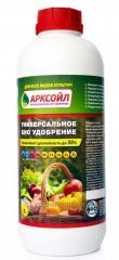 Arksoyl - universal bio-fertilizer