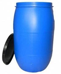 Бочка пластиковая техническая (под хомут) б/у