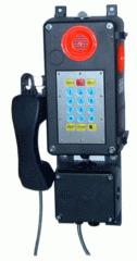 Комплекс шахтной диспетчерской телефонной связи и