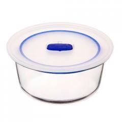 Контейнер для пищи с вакумной кнопкой 18см Frigoverre