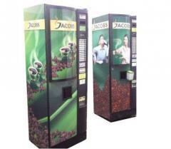 Автоматы, кофемашины автоматические