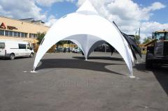 Tent for exhibitions, seminars, presentations Dome Tent 7,60 m.