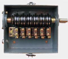 Командоаппараты кулачковые серии КА 400