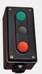Посты кнопочные типоисполнений ПК612/3, ПК712/3