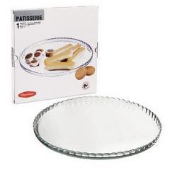 Patisserie блюдо без ножки d-280мм