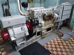 Генератор дизельный АСДА-50 (электростанция)...
