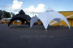 Dome tent for trainings and seminars DomeTent 10m.