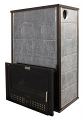 Печь для бани Klover RT 100-RV Талькомагнезит