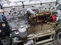 Двигатель К657М , завод Токмак