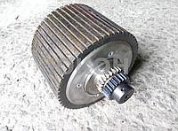 The pressing roller granulator B6-DHA. Roller