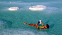Climate treatment by the Dead Sea