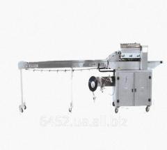 Горизонтальная упаковочная машина с нижней подачей
