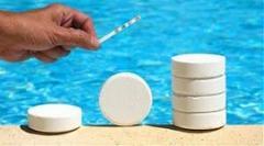 Химпрепараты для очистки воды в бассейне