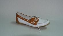 Удобные туфли женские повседневные на низком ходу.