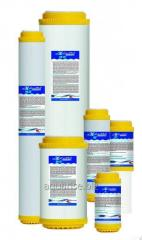 Картридж FCST 10'' 2 1/2'' для умягчения воды.
