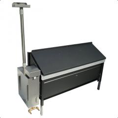 Электрическая печь для бани с парогенератором EOS Bi-O Invisiо Скрытая установка