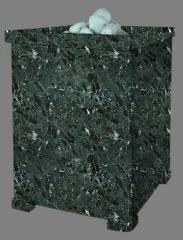 Облицовка для чугунной банной печи - ПБ-04-ЗК Оптима 880/50 Комбинированный камень