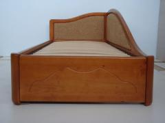 Кровать подростковая деревянная с подъемным...