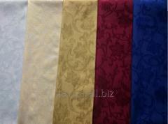 Skatertny fabrics with impregnation Teflon