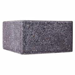 Brick Half magma tychek Gabbro black BA-12