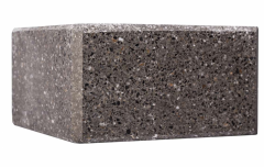 Brick Half polished Granite grey VA12
