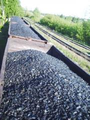 All types of coal of the Anthracite brand