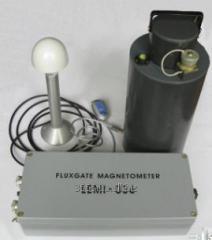 El magnetómetro ferrozondovyy (FZM) LEMI-036