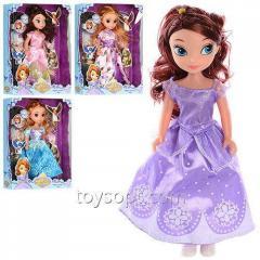 Кукла 1183-1183-1-2-3 4 вида, кор., 20-26-5,5 см.