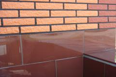 Тротуарная плитка, облицовочная,фасадная,фасадные