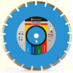 Диск алмазный Baumesser Beton PRO 1A1RSS/C1-H 300x3,2/2,2x10x25,4-18 F4 (94120338022)
