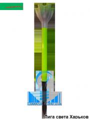 Светильник газонный. Газонный светильник на солнечной батарее CAB74 Lemanso