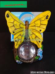 Светильник на солнечной батарее бабочка / CAB84 Lemanso