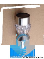 Газонный светильник на солнечной батарее CAB91 Lemanso