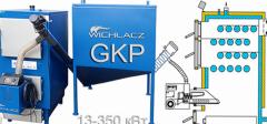 Котел твердотопливный Wichlaсz модель GKP...