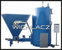 Парогенератор твердотопливный Wichlacz Wp R с