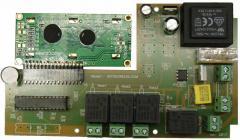 Контроллер управления пеллетной горелкой
