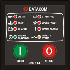 DATAKOM DKG-114 Контроллер ручного и