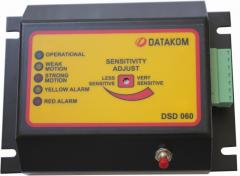 DATAKOM DSD-060 Detector of earthquakes with a