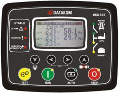 DATAKOM DKG-329 Контроллер автоматического...