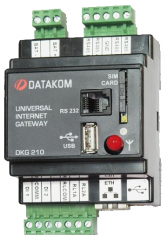 DATAKOM DKG-210 GPRS GSM и Ethernet Шлюз с...