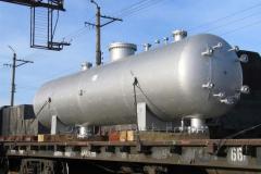 Сепаратор нефтегазовый для дегазации