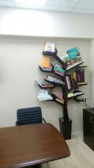 Полка в офис для книг