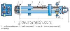 Теплообменники типа Труба в трубе