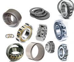 Bearings, spherical plain bearings with barrel rollers