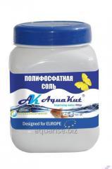 Sodium polyphosphate bank 500 grams.